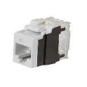 Panduit NK6X88MBL - Category 6A Utp 8-Position, 8-Wire, Keystone Punchdown Jack Modules Black. - Categoría: Ca