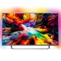 Philips 50PUS7303 - Android Tv 4K Led Ultra Hd UltraplanoCon Ambilight En 3 Lados  126 Cm (50'')  Televisor Le