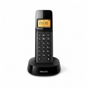 Philips D1401B/34 - Telefono Philips D1401 Negro