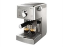 Philips HD8427/11 - Saeco Poemia HD8427 - Cafetera - 15 bar - acero inoxidable