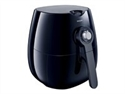 Philips HD9220/20 - Philips Viva Collection HD9220 AirFryer - Freidora - 2.2 litros - 1425 W - negro / platead