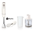Philips HR1607/00 - Philips Daily Collection Batidora De Mano Hr1607/00 550 W, Brazo De Metal, Promix, Vaso De