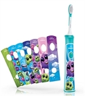 Philips HX6322/04 - Philips Sonicare For Kids HX6322 - Cepillo de dientes - agua