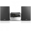Microcadena Philips Mcm2300 - 15W Rms - 2 Altavoces Bass Reflex - Cd - Radio Fm - Usb - Entrada Audio - Pantalla Led - Mando A Distancia