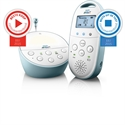Philips SCD560/00 - Philips Avent DECT baby monitor SCD560 - Sistema para control de bebés - DECT