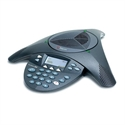 Polycom 2200-16000-120 - Soundstation2 (Analog) Conference Phone With Display. Non-Expandable. Includes 220V-240V A
