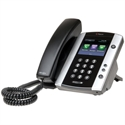 Polycom 2200-44500-025 - Vvx 500 12-Line Business Media - Número De Puertos Red: 2,00; Puertos Usb: Sí; Quality Of
