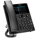 Polycom 2200-48820-025 - Vvx 250 4 L Neas Con Hd Voice - Número De Puertos Red: 1; Puertos Usb: No; Quality Of Serv