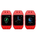 Smartwatch W10r Tft 1.54In Comp. And./Ios Red