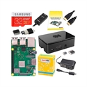 Raspberry BEGINNERKITPI3B+ - ORDENADOR MINIPC RASPBERRY PI 3 TYPE B+ KIT ORDENADOR MINIPC RASPBERRY PI 3 TYPE B+ KIT IN