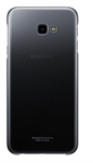 Samsung EF-AJ415CBEGWW - Gradation Cover Galaxy J4+ Black -