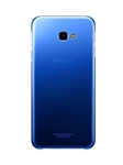Samsung EF-AJ415CLEGWW - Gradation Cover Galaxy J4+ Blue -