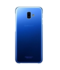 Samsung EF-AJ610CLEGWW - Gradation Cover Galaxy J6+ Blue -