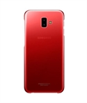 Samsung EF-AJ610CREGWW - Gradation Cover Galaxy J6+ Red -