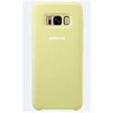 Samsung EF-PG955TGEGWW - =>>S8 Edge Silicone Cover Green - Tipología Específica: Proteger Teléfono; Material: Silic