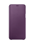Samsung EF-WJ600CEEGWW - Wallet Cover J6 Purple -