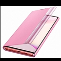 Samsung EF-ZN970CPEGWW - Clear View Cover Dv Pink - Tipología Específica: Funda Para Smartphone; Material: Policarb