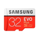 Samsung MB-MC32GA/EU - Samsung EVO Plus MB-MC32G - Tarjeta de memoria flash (adaptador microSDHC a SD Incluido) -