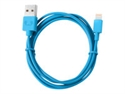 Sitecom 2LC050BU - Fresh ''n Rebel - Cable Lightning - USB (M) a Lightning (M) - 50 cm - azul - para Apple iP