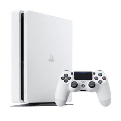 Sony 9816263 Consola Sony Ps4 500Gb Blanco Slim Nuevo Chasis