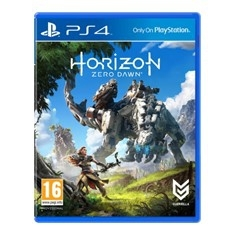 Sony 9825265 JUEGO SONY PS4 HORIZON ZERO DAWN PARA PS4