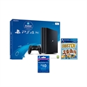 Sony 9347279 - Ps4 Pro 1Tb Psn 10E Thats You - Capacidad De Disco Duro: 1.000 Gb; Color Principal: Negro;