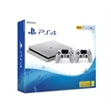 Sony 9849063 - Ps4 500 Gb Silver + 2 Dual - Capacidad De Disco Duro: 500 Gb; Color Principal: Plata; Núme