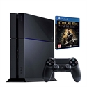 Sony 9872153 - Consola Sony Ps4 1Tb Negra + Juego Deus Ex: Mankind Divided Day One Edition
