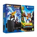 Sony PS4CRASHRATCHET - CONSOLA SONY PS4 500GB+CRASH TRILOGY+RATCHET VIDEOCONSOLA SONY PS4 500GB+CRASH TRILOGY+RAT