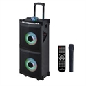 Swiss-Pro SWI303242 - Altavoz Swiss Go Orion Portail Trolley Micro Inalambrico/Bluetooth V2.1/Usb/RadioCaracterí