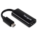 Targus ACA933EUZ - Usb-C To Hdmi Adapter Black -