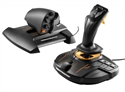 Thrustmaster 2960778 - HOTAS (Hands On Throttle And Stick) al control de todos los elementos de la cabinaThrustma