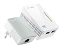 Tp-Link TL-WPA4220 KIT - TP-LINK TL-WPA4220KIT AV500 2-Port Wifi Powerline Adapter Starter Kit - Puente - HomePlug