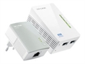Tp-Link TL-WPA4220KIT - TP-LINK TL-WPA4220KIT AV500 2-Port Wifi Powerline Adapter Starter Kit - Puente - HomePlug