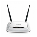 Router Inalámbrico Tp-Link Tl-Wr841n V14 - 802.11 B/G/N - 300Mbps - 1*Wan - 4*Lan - 2 Antenas 5Dbi - Sin Firmware De Auto Aprovisionamiento Isp