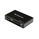 Transcend TS-RDF9K - Lector Usb3.1 All-In-1 Mult Card - Tipología: Externo; Color Primario: Negro; Interfaz: Us