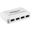 4 Port Usb 3.0 Hub Included Power Adapter 15W