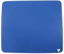 Mouse Pad Blue Rubber & Textil 230X200x6mm