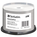 Verbatim 43744 - Dvd-R 16X Adanced Azo 4.7Gb 16X Wide Inkjet Printable No Id Brand Spindle 50 Uds - Tipolog