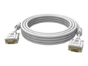 Vision TC 15MVGAP - Vision Techconnect - Cable VGA - HD-15 (M) a HD-15 (M) - 15 m - blanco