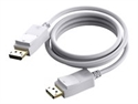 Vision TC 2MDP - Vision Techconnect - Cable DisplayPort - DisplayPort (M) a DisplayPort (M) - 2 m - blanco