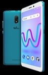 "Wiko WIKO-JERRY3-BL - Sp Wiko Jerry 3 Turquesa 5.45""/Qc1.3/16G/1Gb   Pantalla5,45"" IpsProcesador 1,3 Ghz Quad Co"